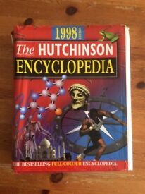 The Hutchinson Encylopedia 1998 Edition