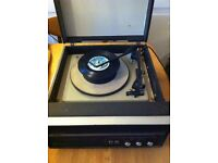 Bush 1970s record player