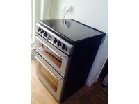 New Gas oven