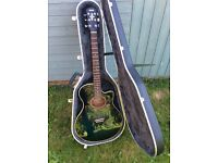 Yamaha APX4A Electro Acoustic Guitar