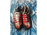 Ladies Climbing shoes size 6 Red Chilli