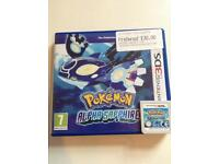Nintendo 3ds *CAN POST* Pokemon Alpha Sapphire