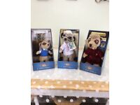 3 meerkat toys (compare the market)