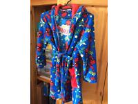 Spider-Man dressing gown - approx age 5years - only £3!