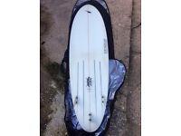 Surf board Spider Bomb 6'6