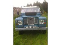 Land Rover Series 3 Short Wheelbase