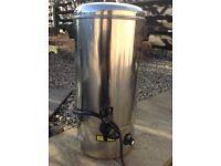 Water urn manual fill Buffalo