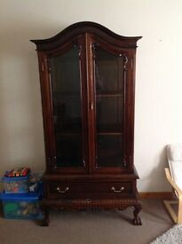 French rococo armoire for sale