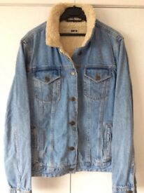 Denim Jacket - Ladies Size 16 - Top Shop