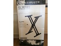Ultimate IQ-3000 Double Braced Keyboard Stand