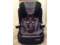 Pompero car seat from Halfords