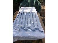 Set of Titleist 695CB golf irons