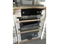 Beko built in double oven. £325 RRP £400. NEW 12 month Gtee