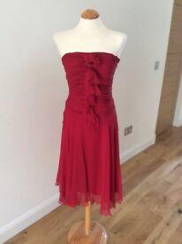 Fenn Wright Manson Red Dress