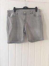Ladies M&S Jean Shorts