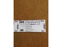 2 x Friends fest tickets Cardiff