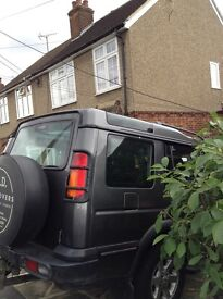 Landrover Discovery Pursuit TD5 2004