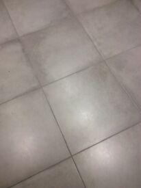 Tiles (Grey Porcelain)