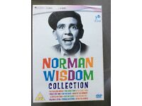 Norman Wisdom DVD Collection