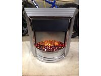 Dimplex Castillo 2kw electric fire good condition