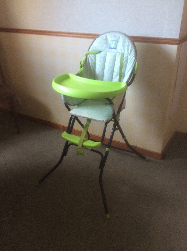 Babies RUs high chair.no longer needed for grandchildren.