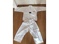 Tae Kwon Do top and trousers set size 00