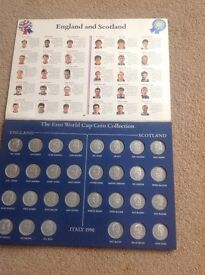 Esso Coin Collection