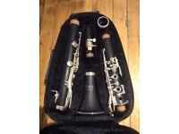Clarinet. Vivace by Kurioshe.