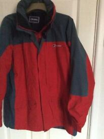Berghaus coat