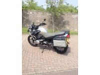 EXCELLENT CONDITION WITH ABS HEATED GRIPS ENGINE BARS AND HEAD GAURDS EXPANDING BMW PANNIERS