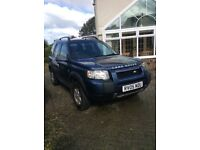 2005 Land Rover Freelander TD4S New MOT LIVELY RUNS VERY WELL