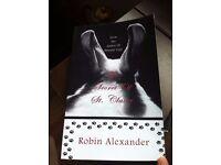 Lesbian romance novel. The Secret of St. Claire