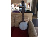 Banjo 6 strings, good quality