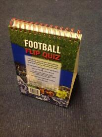 Quiz flip book