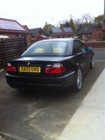 2003 BMWE46 M3 SMG