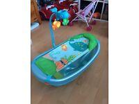 Summer infant ocean buddies bathtub 0-2 yrs