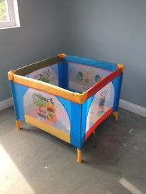 Kiddicare (Baby Weavers) Safari Play Pen