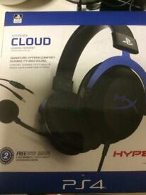 HyperX Cloud Game Headset