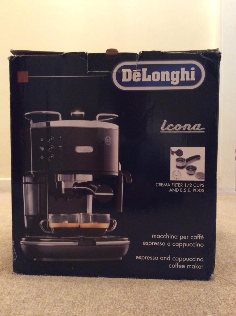 Delonghi Icona Coffee Maker