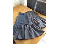 Girls school uniform bundle 5-6 years