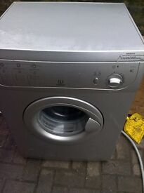 Silver Vented dryer..Cheap free delivery