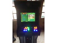Video Arcade Machine 640-1 Pandora box jamma 6 button 2 player fighter Awesome