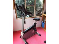 Horizon Exercise Bike, purchased at John Lewis. Very Good Condition. Collection from Fareham.