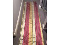 Next striped curtains 55 x 90