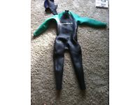 O'Neil Wetsuit mens M/L winter thickness