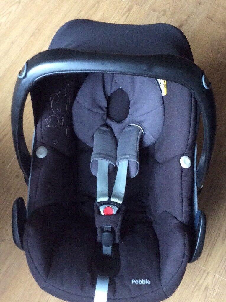 Maxi-cosi Newborn car seat