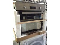 Beko intergrated single oven. New in package 12 month Gtee
