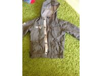 Boy jacket next size 3-4 years, height 104cms , collection WGC