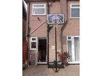 BASKETBALL STAND,BACKPLATE FOR SALE