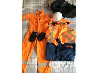 Ladies PPE Kit complete with bag
